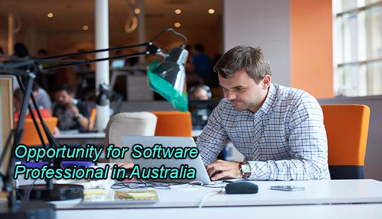 Increasing Opportunity for Software Professionals in Australia