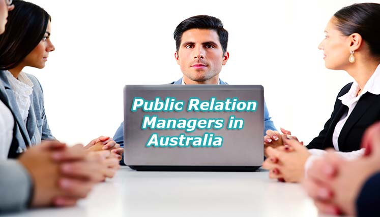 Opportunity for Public Relations Manager in Australia!