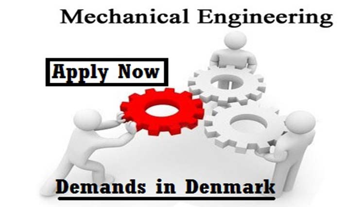 Opportunity for Mechanical Engineers  in Denmark