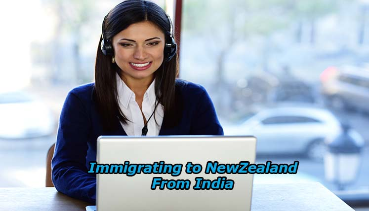 New Zealand Immigration From India