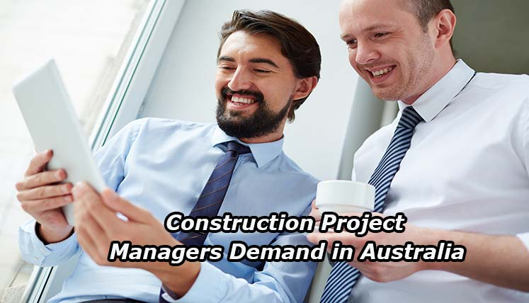 Opportunity for Construction Project Managers in Australia