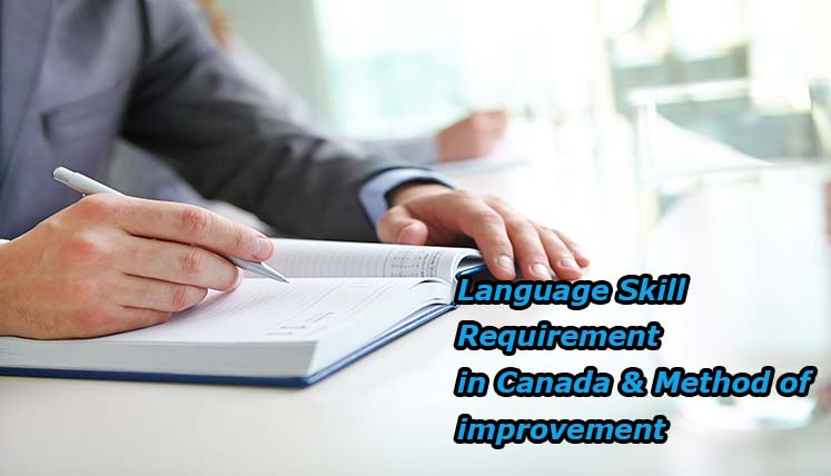 Skill Requirement Method in Canada