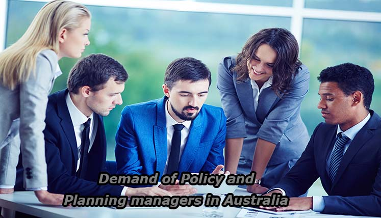 Policy and Planning Managers in Australia