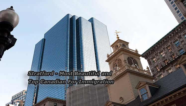 Live in Stratford- a Most Beautiful and top Canadian City for Immigration