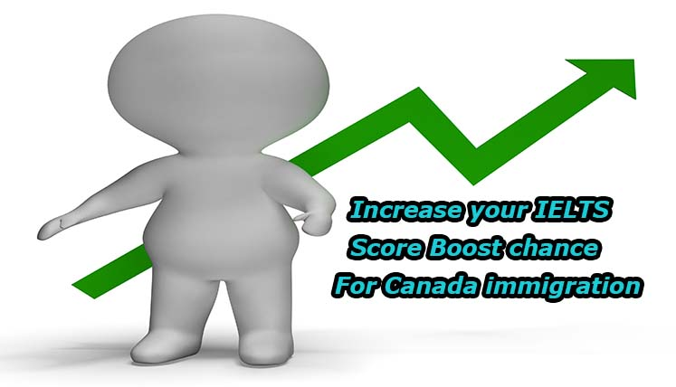 Increase Your IELTS Score to Boost Your Chances of Canada Immigration through the Express Entry