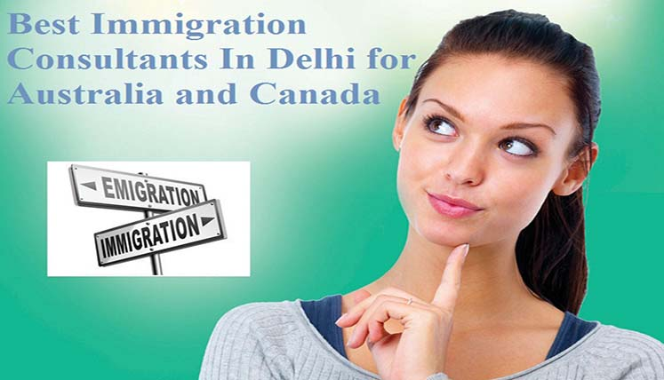 How to find the best immigration consultant in Delhi?