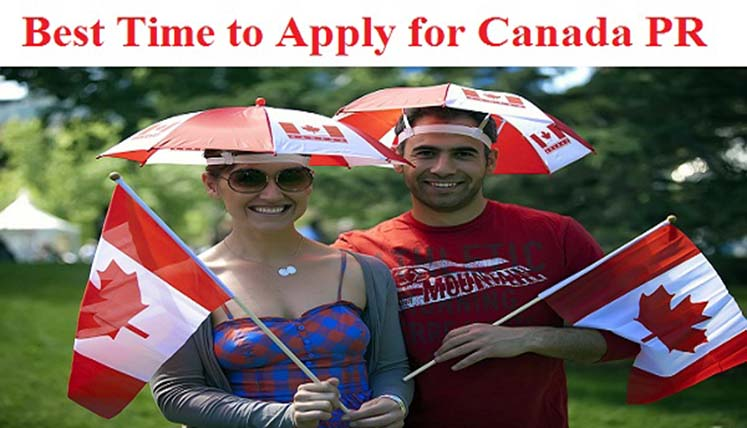 Why it's the best time to apply for Canadian PR from India?