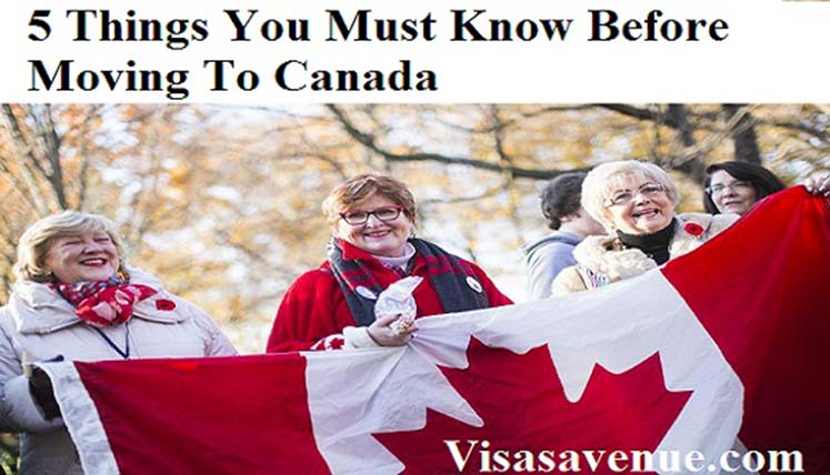 Immigrating Canada Tips