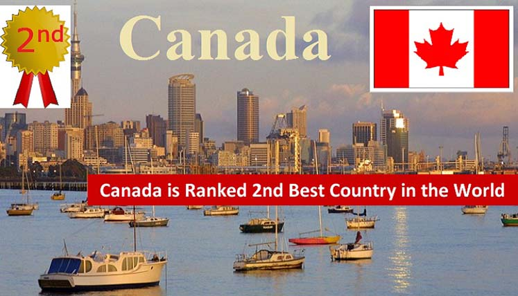 5 Reasons why Canada is the best country for new immigrants