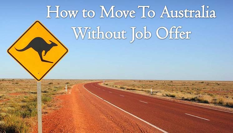 How to Move to Australia from India without a Job Offer or Sponsorship?