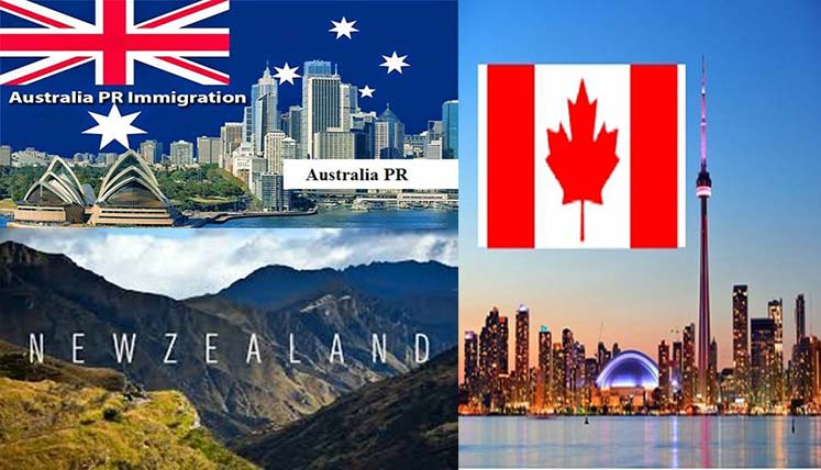 Top 3 ideal Countries in the world for Immigrants