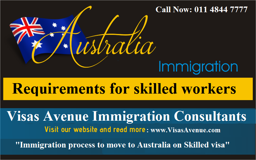 Australian-immigration-requirements-for-skilled-workers