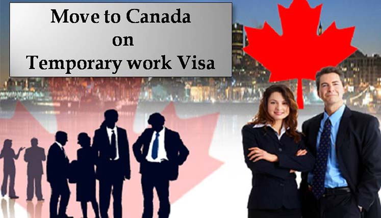How to move to Canada on Temporary work Visa? Can it be converted to PR later on?
