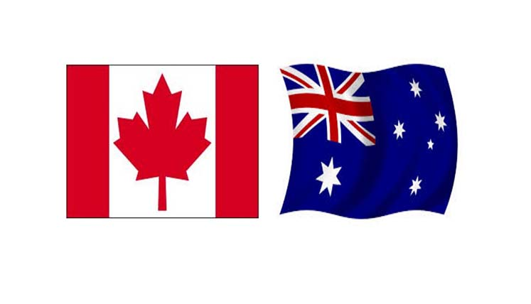 Canada PR Vs Australia PR- A Comparison of Key Benefits