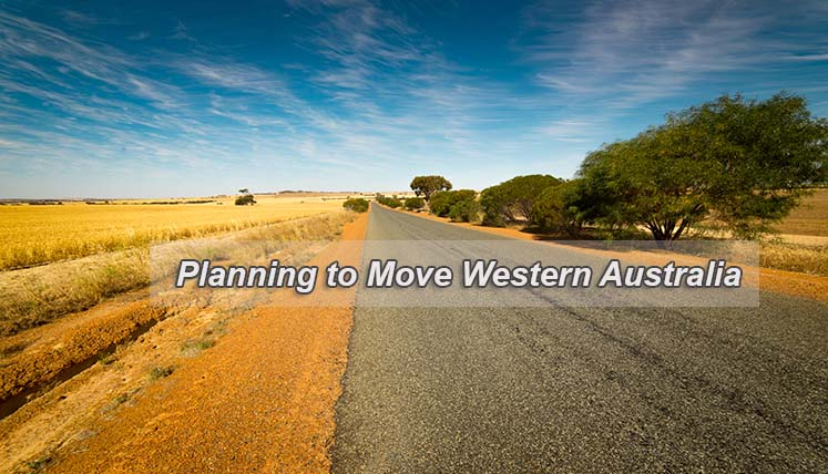 Move To Western Australia from India