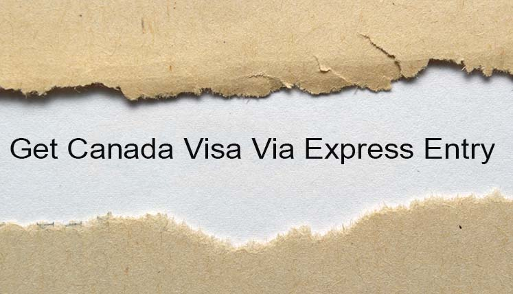 How to Get Canadian Visa via Express Entry without any Job Offer?