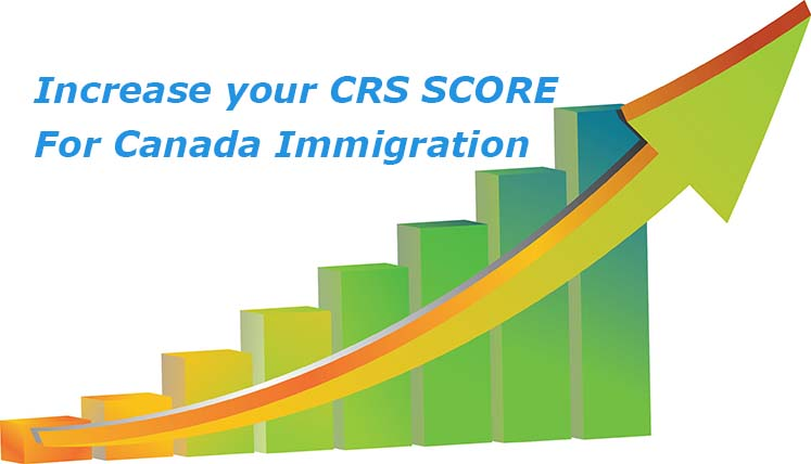 What are the Key Factors you can work upon to increase your CRS Score for Canada Immigration