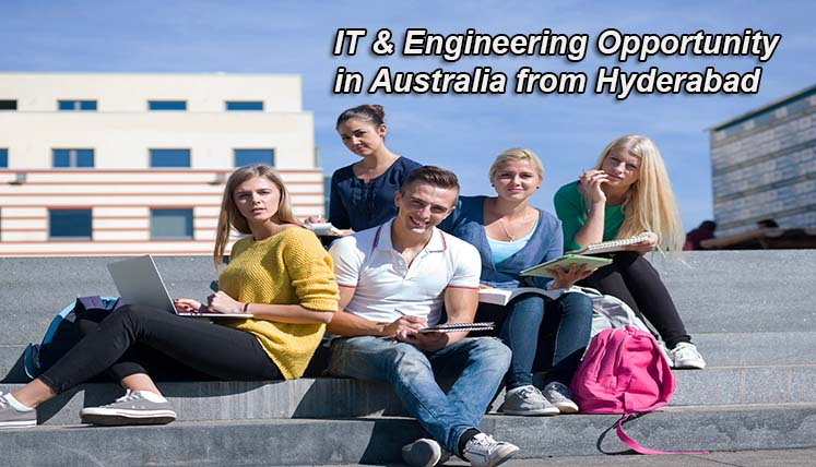 Apply for IT & Engineering Occupation in Australia from Hyderabad- Contact Reliable Visa Consultancy Service