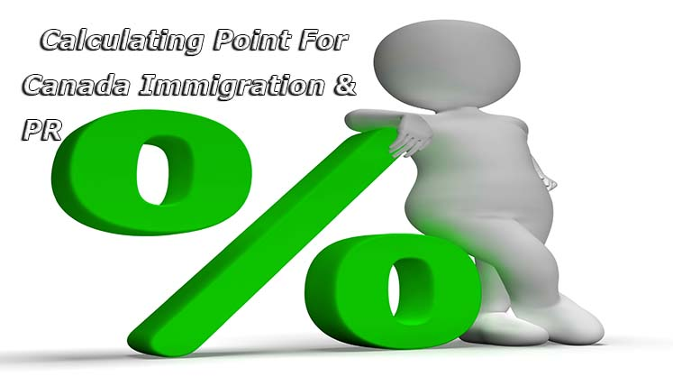 Why Require Calculating Points Canada Immigration and PR?