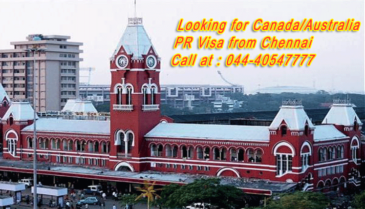 Canada and Australia Immigration Consultants Chennai