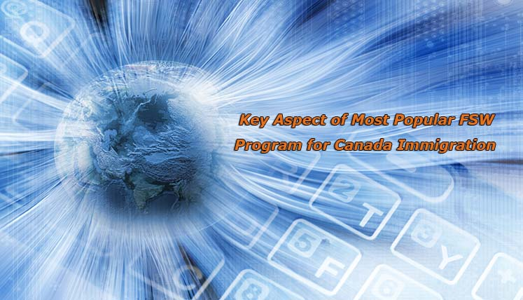 Key Aspects of Most Popular FSW Program of Canada Immigration