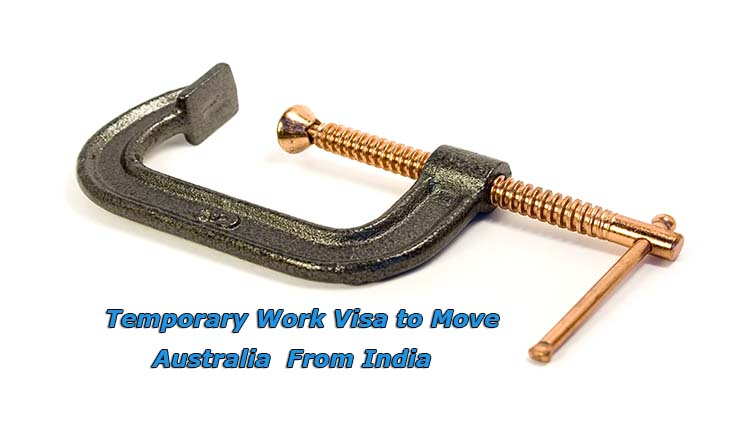 Temporary Work Visa Subclass 457