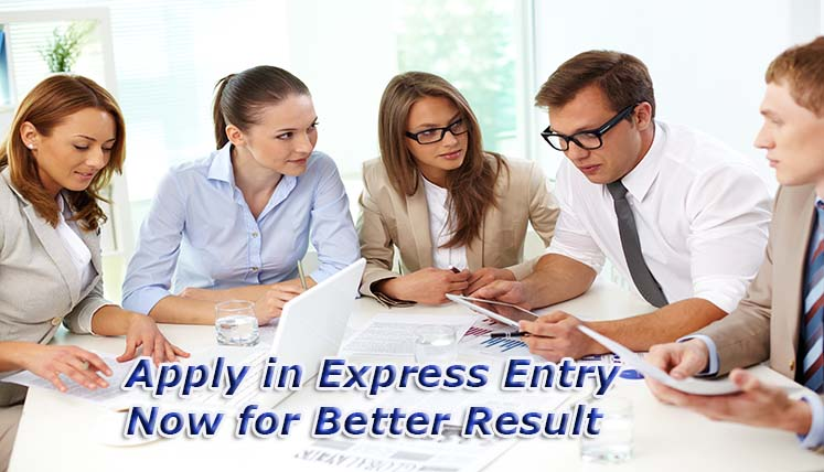 Applied for Canadian Visa before 2015? Apply in Express Entry now for better Result