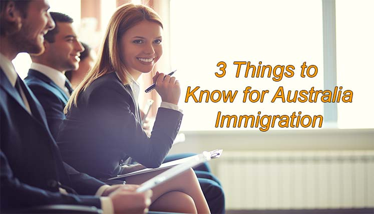 3 Things you must ensure Before Choosing a Consultant for Australia Immigration