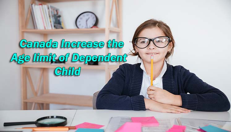 Age limit of Dependent Child