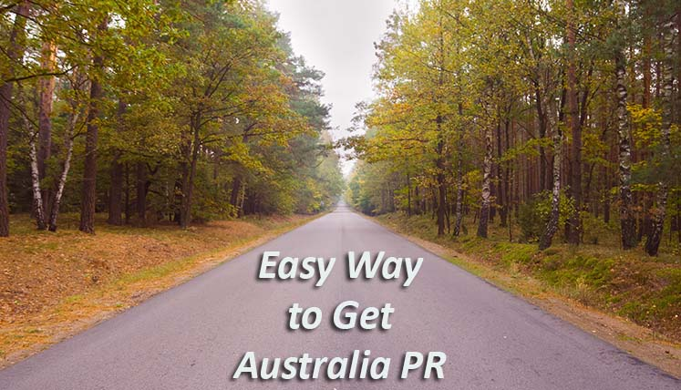 How easy to get Australian PR
