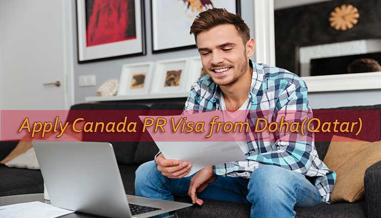 How to apply Canada PR Visa from Doha (Qatar)?