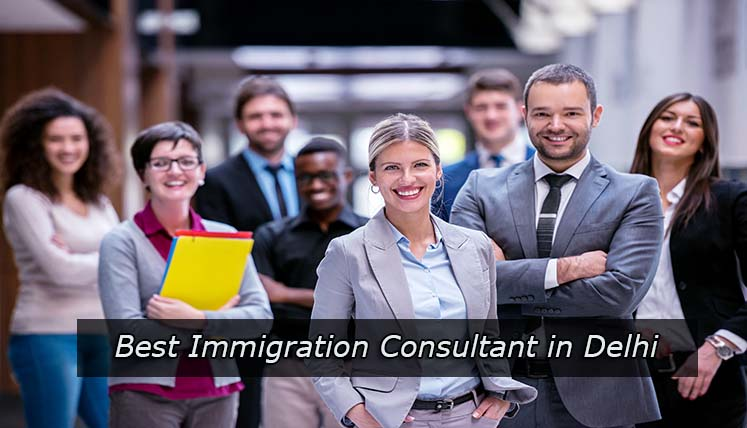 Find the best Immigration Consultant in Delhi NCR
