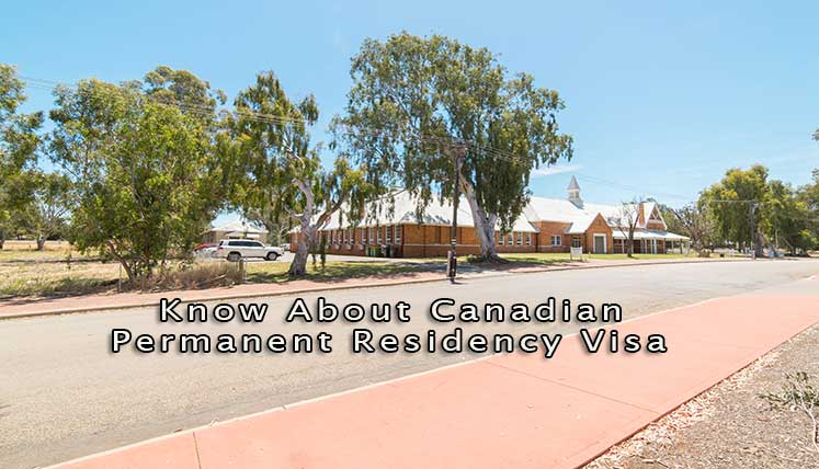 get permanent residency in Canada
