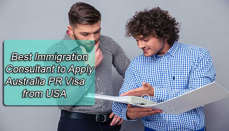 Which is best Immigration Consultant to apply Australian PR visa from USA