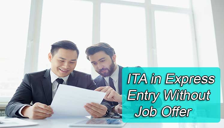 Over 90 Percent of candidates received ITA in Express Entry without Job offer – Latest Report Reveals