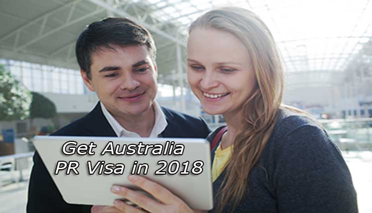 Immigration to Australia in 2018