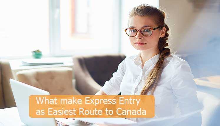 What Makes Express Entry an Easiest route to relocate to Canada this year