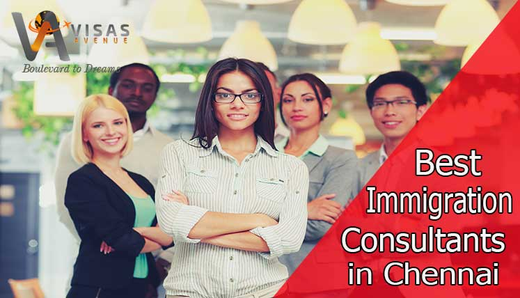Applying PR visa in Canada or Australia from Chennai? Contact the Best Visa Consultant in Chennai