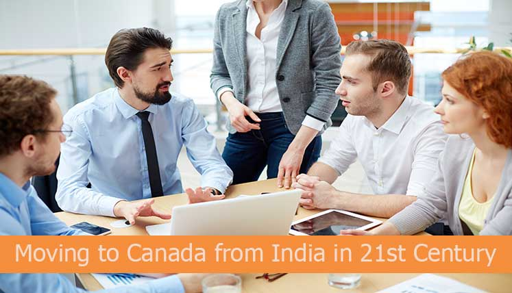 Is moving to Canada from India Worth in 21st Century?