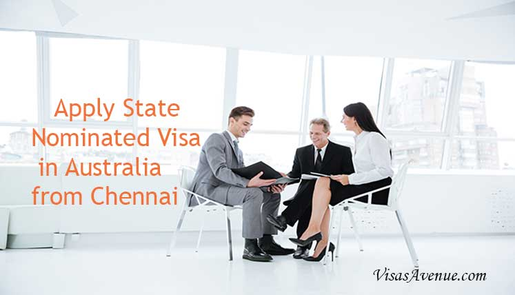 Applying State Nominated Visas in Australia from Chennai? Call the Expert to Confirm Latest Rules