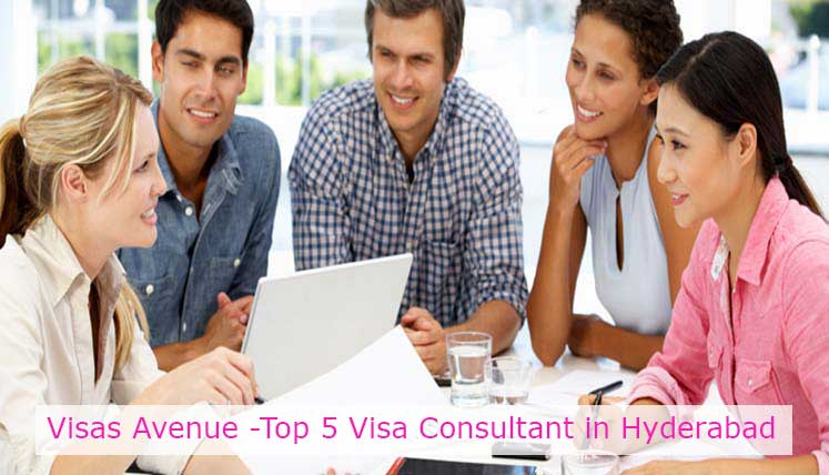 Top 5 Immigration Consultants in Hyderabad – Visas Avenue