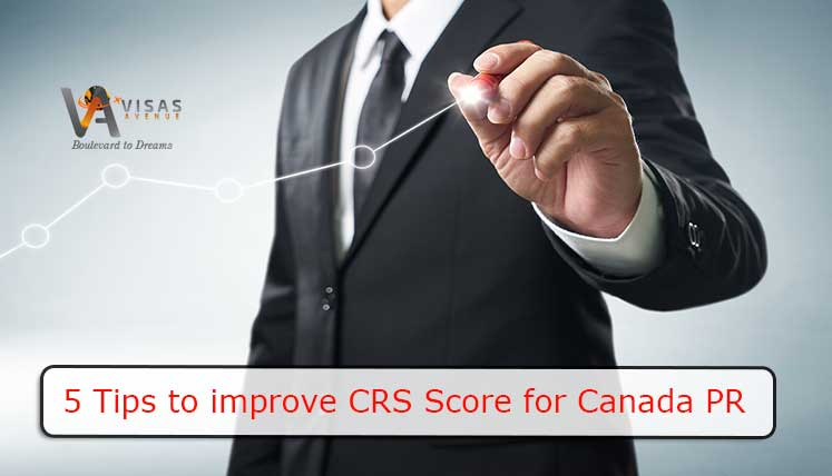Improve CRS Score For Canada PR