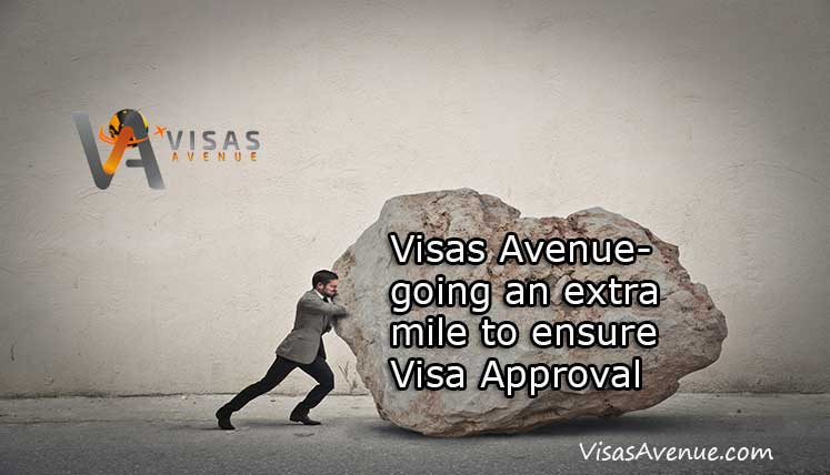 Visas Avenue – Going an Extra mile to Ensure Visa Approval for the applicants