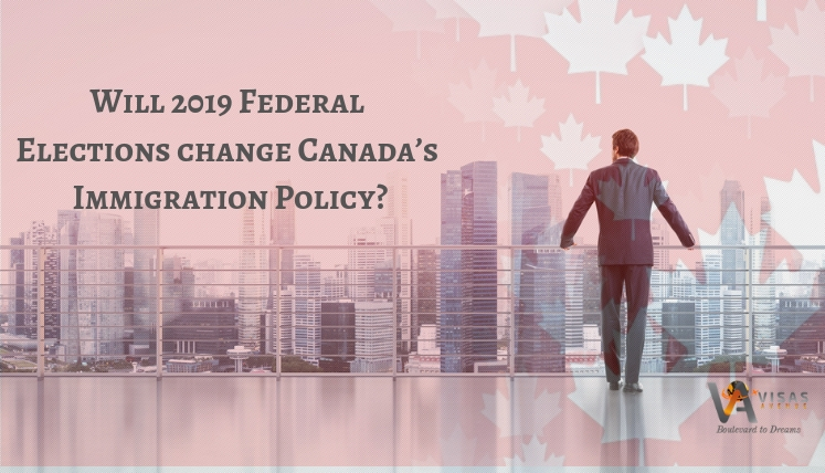 Will Immigration Be the Central Issue in Canadian Federal Election-2019?