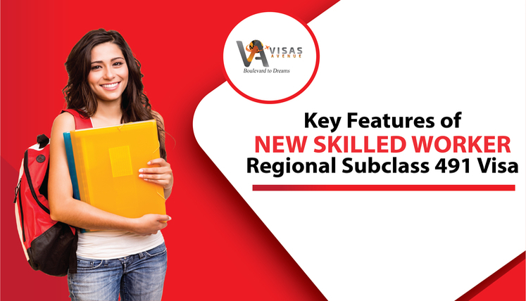 What's Changed in New Skilled Worker Regional Subclass 491 Visa Replacing Subclass 489 Visa?