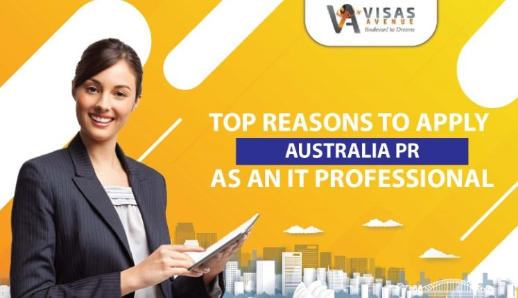 3 Top reasons to Apply Australia PR as an IT Professional This Year