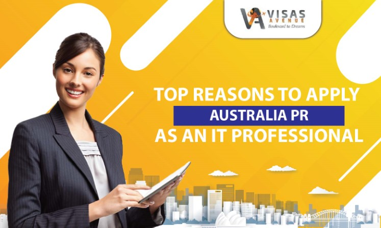 Top reasons to Apply Australia PR as an IT Professional