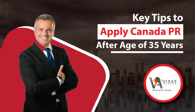 Apply Canada PR after Age 35