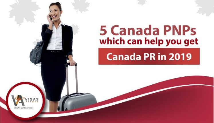 5 Canada PNPs Which can Help you Get CANADA PR this Year