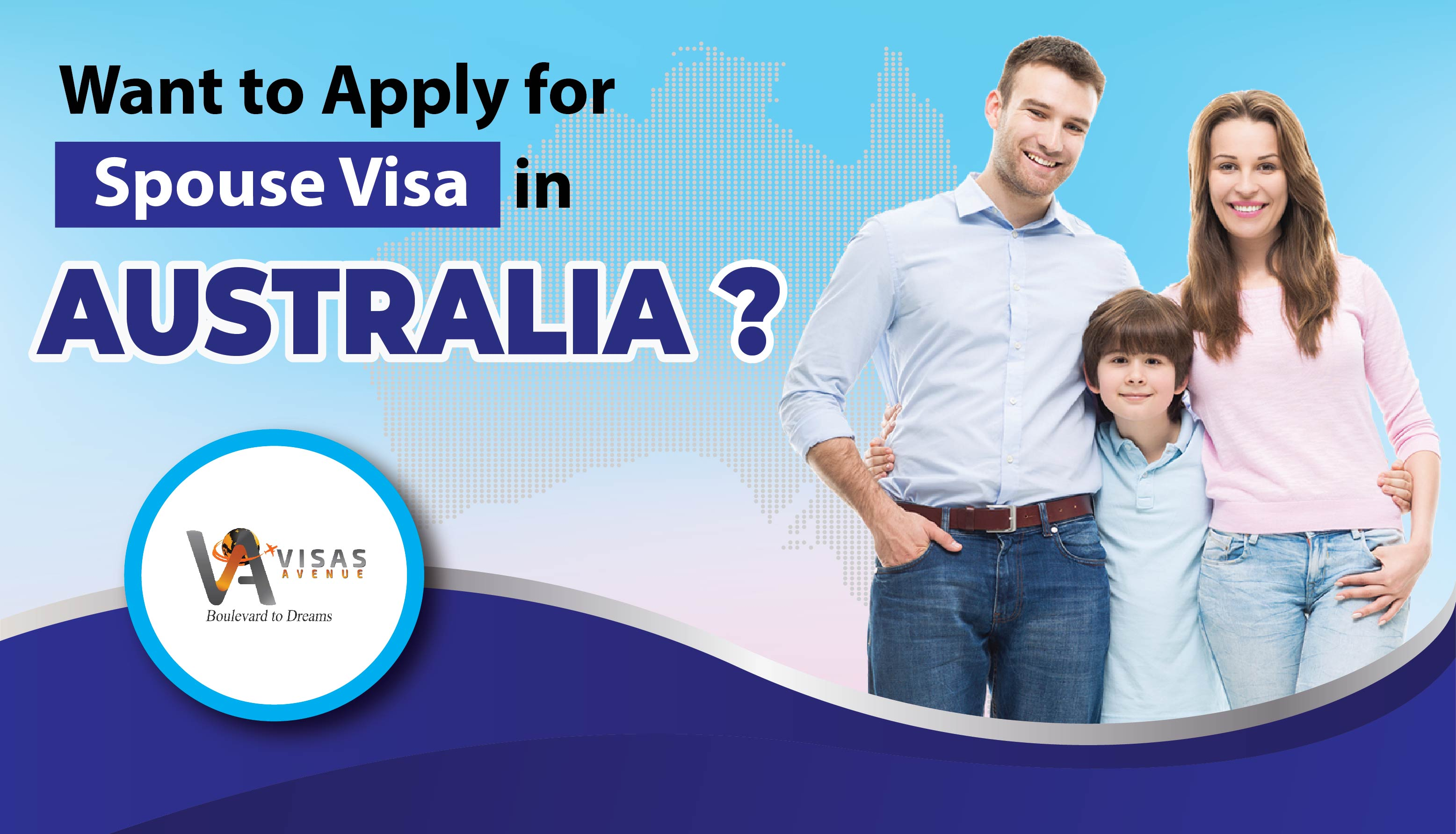 Apply for Spouse Visa in Australia